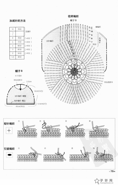 2——6岁钩针童装4部分 - 手工制作网 - 000075.jpg
